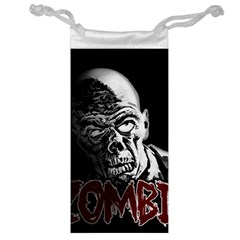 Zombie Jewelry Bag by Valentinaart