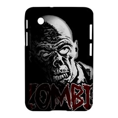 Zombie Samsung Galaxy Tab 2 (7 ) P3100 Hardshell Case  by Valentinaart