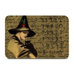 Witchcraft Vintage Plate Mats by Valentinaart