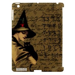 Witchcraft Vintage Apple Ipad 3/4 Hardshell Case (compatible With Smart Cover) by Valentinaart