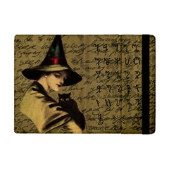 Witchcraft Vintage Apple Ipad Mini Flip Case by Valentinaart