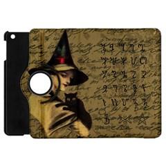 Witchcraft Vintage Apple Ipad Mini Flip 360 Case by Valentinaart