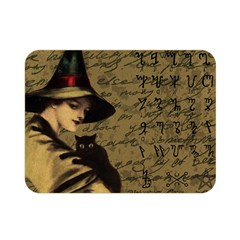 Witchcraft Vintage Double Sided Flano Blanket (mini)