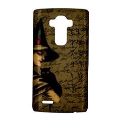 Witchcraft Vintage Lg G4 Hardshell Case by Valentinaart