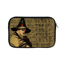 Witchcraft Vintage Apple Macbook Pro 13  Zipper Case by Valentinaart
