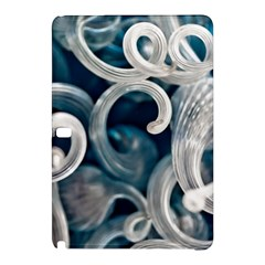 Spiral Glass Abstract  Samsung Galaxy Tab Pro 10 1 Hardshell Case by amphoto