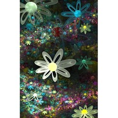 Flowers Fractal Bright 3840x2400 5 5  X 8 5  Notebooks by amphoto