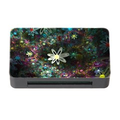 Flowers Fractal Bright 3840x2400 Memory Card Reader With Cf by amphoto