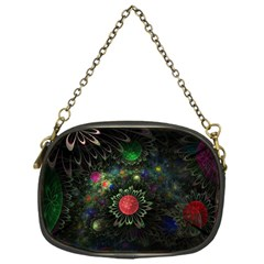 Shapes Circles Flowers  Chain Purses (one Side)  by amphoto