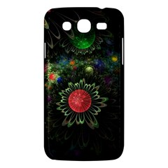 Shapes Circles Flowers  Samsung Galaxy Mega 5 8 I9152 Hardshell Case  by amphoto