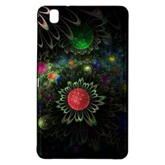 Shapes Circles Flowers  Samsung Galaxy Tab Pro 8 4 Hardshell Case by amphoto