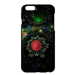 Shapes Circles Flowers  Apple Iphone 6 Plus/6s Plus Hardshell Case by amphoto