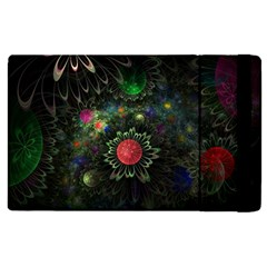 Shapes Circles Flowers  Apple Ipad Pro 9 7   Flip Case by amphoto