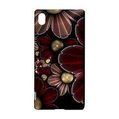 Flower Background Line Sony Xperia Z3+ by amphoto
