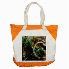 Connection Background Line Accent Tote Bag by amphoto