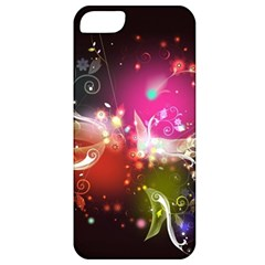 Plant Patterns Colorful  Apple Iphone 5 Classic Hardshell Case by amphoto
