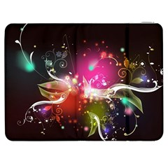 Plant Patterns Colorful  Samsung Galaxy Tab 7  P1000 Flip Case by amphoto