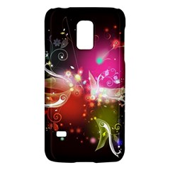 Plant Patterns Colorful  Galaxy S5 Mini by amphoto