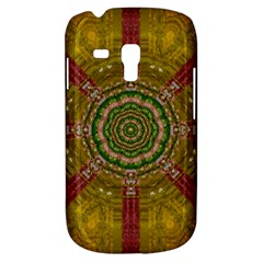 Mandala In Metal And Pearls Galaxy S3 Mini by pepitasart