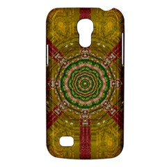 Mandala In Metal And Pearls Galaxy S4 Mini by pepitasart