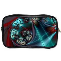Rotation Patterns Lines  Toiletries Bags 2 Side by amphoto