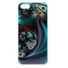 Rotation Patterns Lines  Apple Seamless Iphone 5 Case (color) by amphoto