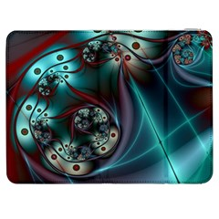 Rotation Patterns Lines  Samsung Galaxy Tab 7  P1000 Flip Case by amphoto