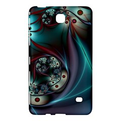 Rotation Patterns Lines  Samsung Galaxy Tab 4 (8 ) Hardshell Case  by amphoto