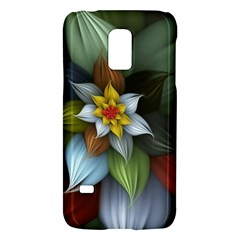 Flower Background Colorful Galaxy S5 Mini by amphoto
