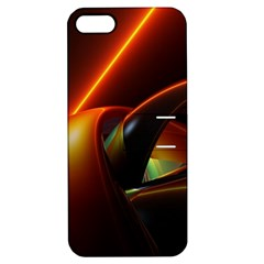 Line Figure Background  Apple Iphone 5 Hardshell Case With Stand by amphoto