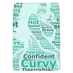 Belicious World Curvy Girl Wordle Flap Covers (s)