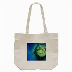 Connection Ball Light  Tote Bag (cream) by amphoto