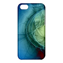 Connection Ball Light  Apple Iphone 5c Hardshell Case by amphoto