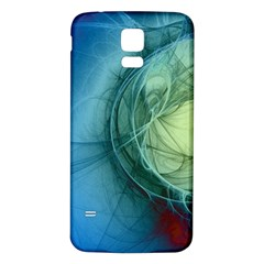 Connection Ball Light  Samsung Galaxy S5 Back Case (white) by amphoto