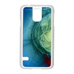 Connection Ball Light  Samsung Galaxy S5 Case (white) by amphoto