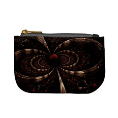 Circles Spheres Lines  Mini Coin Purses by amphoto