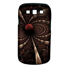 Circles Spheres Lines  Samsung Galaxy S Iii Classic Hardshell Case (pc+silicone) by amphoto