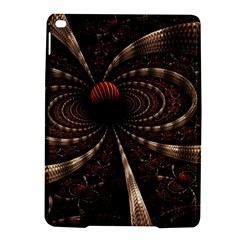 Circles Spheres Lines  Ipad Air 2 Hardshell Cases by amphoto