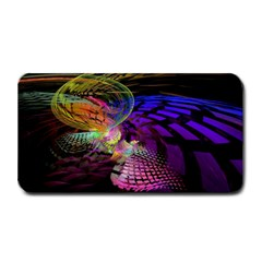 Fractal Patterns Background  Medium Bar Mats by amphoto
