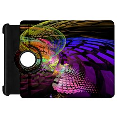 Fractal Patterns Background  Kindle Fire Hd 7  by amphoto