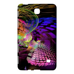 Fractal Patterns Background  Samsung Galaxy Tab 4 (8 ) Hardshell Case  by amphoto