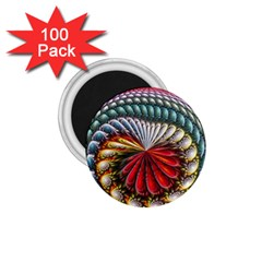 Circles Lines Background  1 75  Magnets (100 Pack)  by amphoto