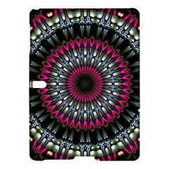 Circles Background Lines  Samsung Galaxy Tab S (10 5 ) Hardshell Case  by amphoto