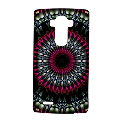 Circles Background Lines  Lg G4 Hardshell Case by amphoto
