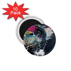 Face Paint Explosion 3840x2400 1 75  Magnets (10 Pack)  by amphoto