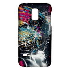 Face Paint Explosion 3840x2400 Galaxy S5 Mini by amphoto