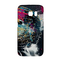 Face Paint Explosion 3840x2400 Galaxy S6 Edge by amphoto