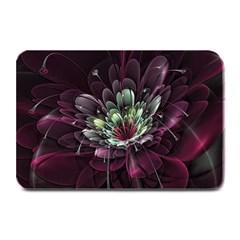 Flower Burst Background  Plate Mats