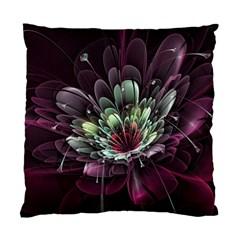 Flower Burst Background  Standard Cushion Case (Two Sides)