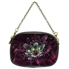 Flower Burst Background  Chain Purses (Two Sides)